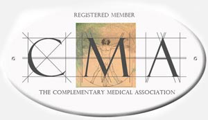 Member of the Complimentary Medical Association